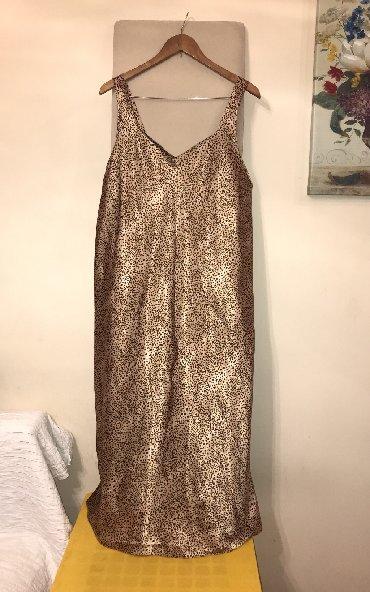 летнее платье 54 размера в Кыргызстан: Летнее длинное платье, имеется боковой разрез, очень женственное