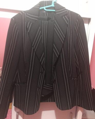Komplet elegantni sako i pantalone made in Germany, jednom noseno kao - Knic