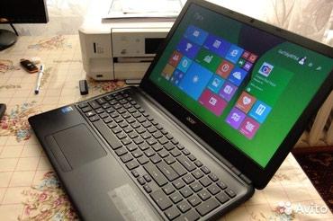 Bakı şəhərində Acer aspire 15 Super veziyyetde teze kimi cox az istifade edilib hec