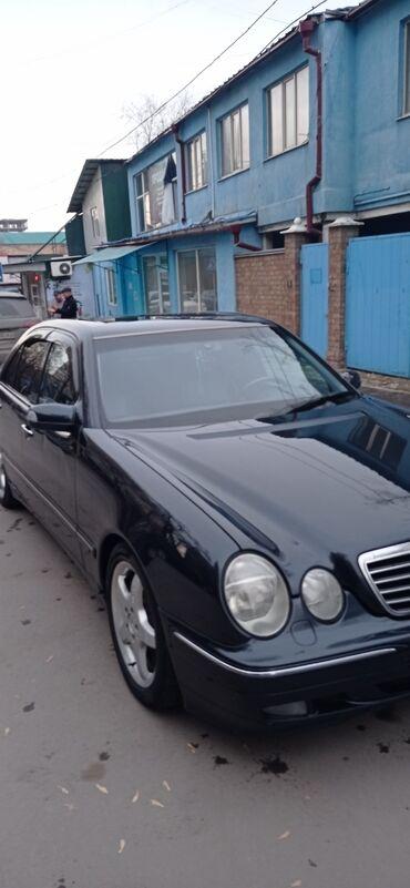 Mercedes-Benz 2002 4.3 л. 2002 | 303000 км