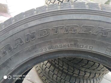 шины на 17 цена в Кыргызстан: Продаю шины 235/65 17 цена 11000 сом тел