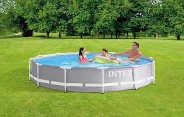 Karakteristika: Prečnik bazena 366 cm, dubina 76cmZapremina bazena