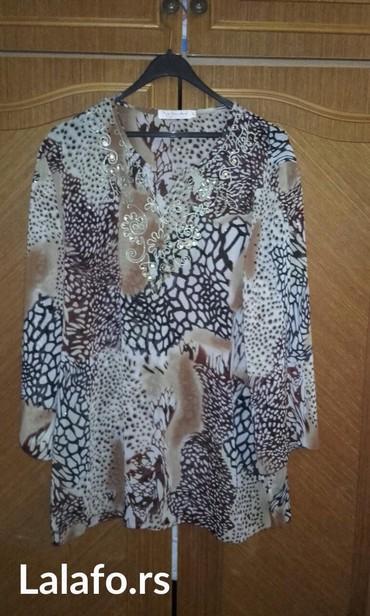 Bluza od zorzeta iz italije par puta obucena.Napred ima malo - Pozarevac