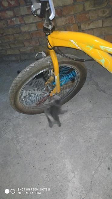 Продаю велосипед купили но не ездили просто стоит в гараже. в Бишкек - фото 6