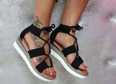 Ženske sandale Brojevi od 36 do 41 2700
