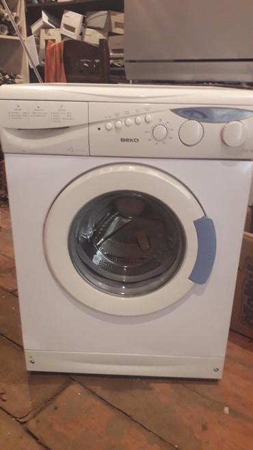 Bakı şəhərində İkitərəfli Avtomat Washing Machine Beko 6 kq.