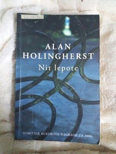 Nit lepote- alan holingherst - Ruski Krstur