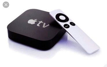 Apple tv в Бишкек