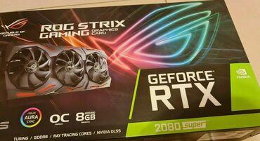 ASUS ROG GeForce RTX 2080 OC SUPERуважаемые покупатели, предлагаю