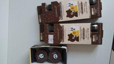 Контуринг и помадки для бровей с кистью. цена контура-150 сом помадки