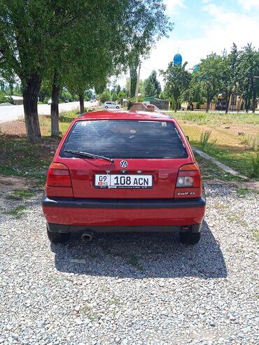Транспорт - Бактуу-Долоноту: Volkswagen Golf 1.8 л. 1995