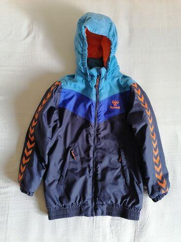 Hummel zimska jakna za dečake 140 cmIzuzetno očuvana što se može