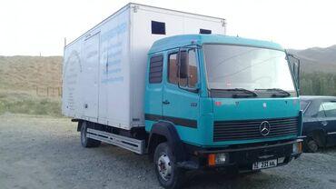 Мерседес сапог грузовой в бишкеке - Кыргызстан: Грузовой такси