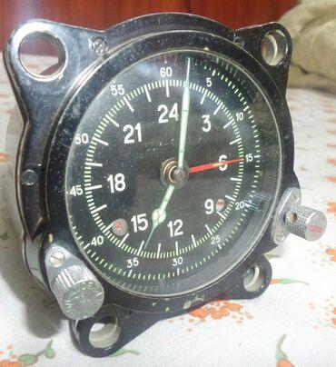 Антикварные часы в Кыргызстан: Советские часы Молния.Авиационные технические часы
