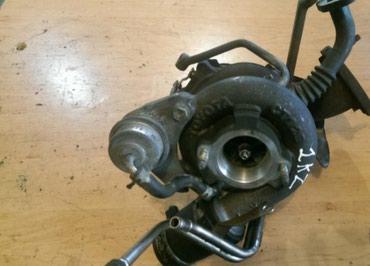 Турбина на двигатель 1KZ привозной в в Каракол