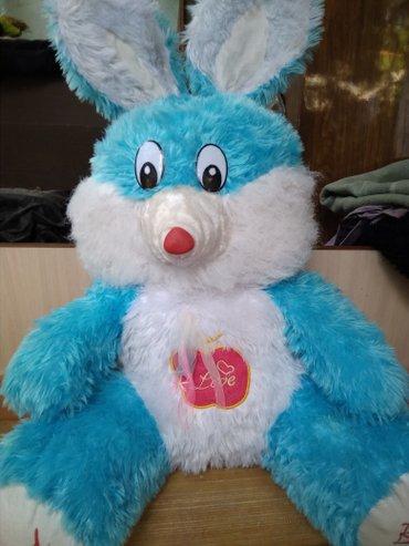 Продаю мягкую игрушку,заяц. в Бишкек