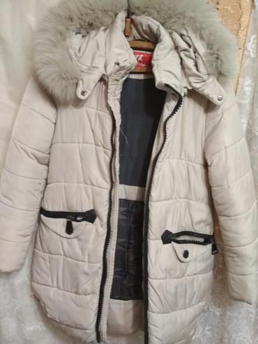 купальник на девочку 13 лет в Кыргызстан: Продам зимнюю куртку на девочку 11-13 лет