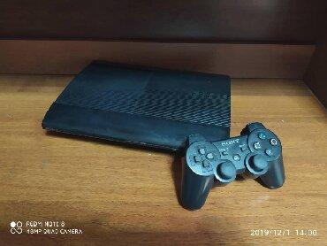 Видеоигры и приставки - Кок-Ой: Sony PS3 в отличном состоянии, почти новый, не прошитый.  В комплек