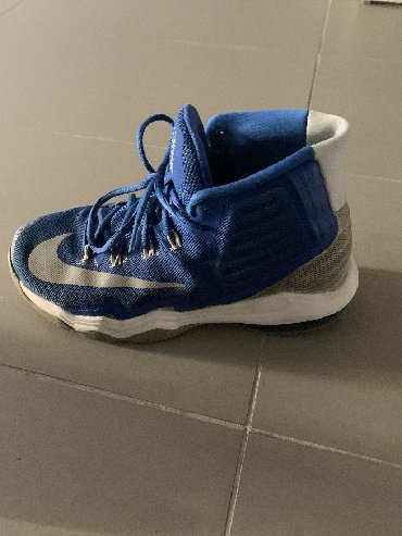 Nike Airmax Audacity 2016 İşlədilmiş Original Nike Modeli. Basketbol