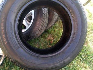 Nova guma 235 65 16c kumho. - Novi Banovci - slika 6