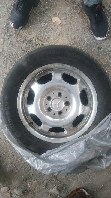 диски r15 цена в Кыргызстан: R16 шина зимная цена 4000 есть 2 шт