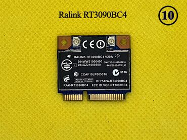 hp g62 fiyat - Azərbaycan: WiFi plata noutbuk ücünModel : Ralink RT3090BC4 V20AWi-Fi + Bluetooth