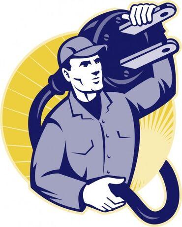 Вызов на дом электрика - Кыргызстан: Услуга электрика.монтаж электрики под ключ.вызов электрика 24