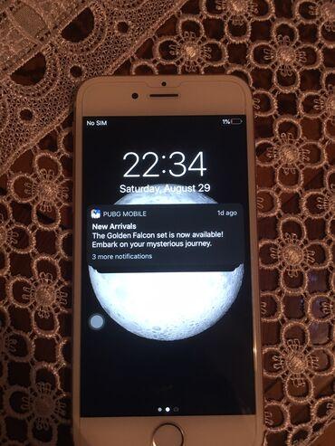 phone - Azərbaycan: İşlənmiş iPhone 6s 64 GB Cəhrayı qızıl (Rose Gold)