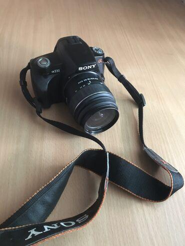 canon-efs-18-135mm в Кыргызстан: Sony A230. Хороший аппарат для начинающих или любителей. Конечно уже