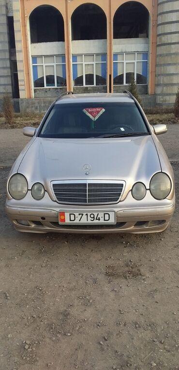 Mercedes-Benz 2002 2.7 л. 2002 | 355081 км