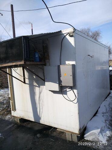оборудование в Кыргызстан: Продаю морозильную камеру с новым оборудованием