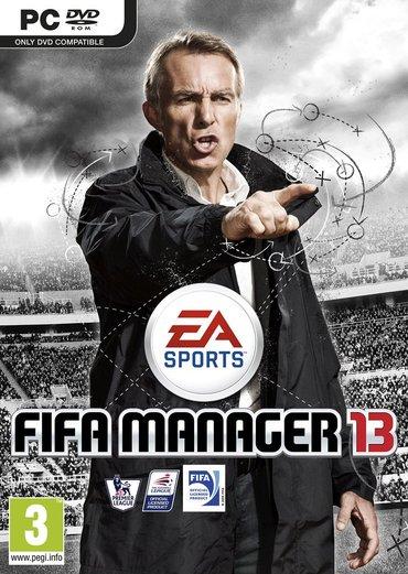 FIFA Manager 13 igra za pc (racunar i lap-top)   ukoliko zelite - Boljevac