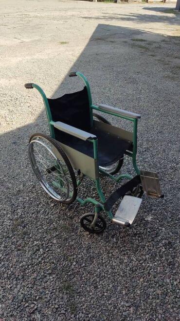 184 объявлений: Инвалидная коляска Продаю инвалидную коляску, состояние как на фото