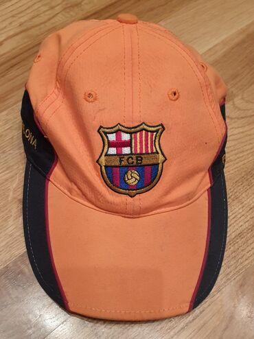Manchester united kacket - Srbija: FCB Barcelona original kacket. Fudbalski klub Barselona. Blago
