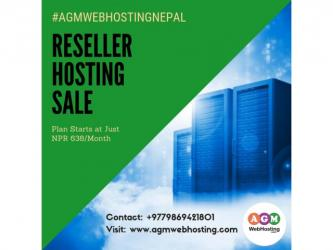 25% off on Reseller Hosting. Plans starting at Just NPR.638/month - in Kathmandu