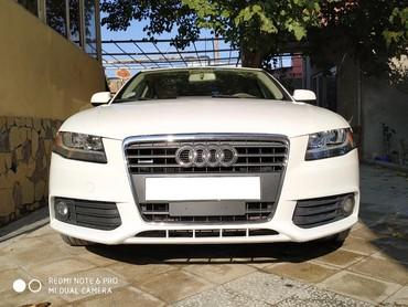 audi a4 1 9 multitronic - Azərbaycan: Audi A4 2 l. 2010 | 101000 km
