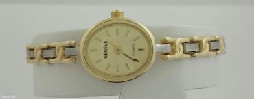 Кварцевые часы золотые 585 проба. в Бишкек