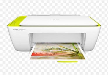 Продаю принтер HP deskjet 2135. цветной. в Бишкек
