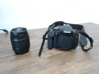canon 4410 - Azərbaycan: Canon 600d fotoaparat yeni kimidir. hec bir problemi yoxdur. probeq 2k