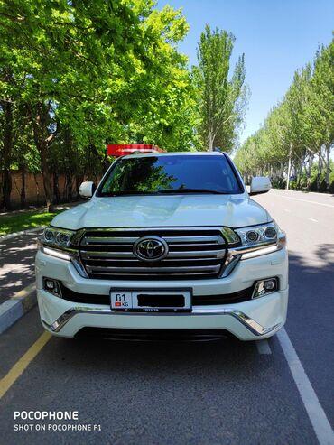 Toyota Land Cruiser 4.6 л. 2016 | 32000 км