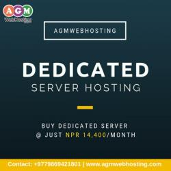 We Provide Unmanaged And Managed Dedicated Server Hosting Service  At in Kathmandu