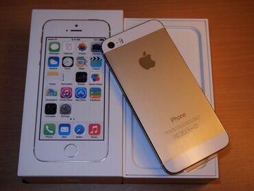 смартфон meizu m5s 16 gb gold в Кыргызстан: Б/У iPhone 5 16 ГБ Золотой