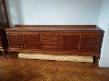 Ostalo za kuću | Pancevo: Stilska trpezarijska komoda. Ocuvana ne treba restauracija. Imam i sto
