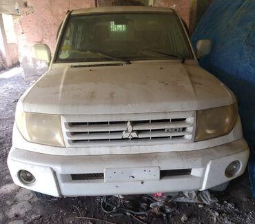 Nəqliyyat - Göytəpə: Mitsubishi Pajero Pinin 2 l. 2000 | 264848 km