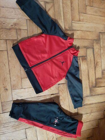Za decu - Srbija: Nike Jordan baby trenerka 12m Bez ostecenja