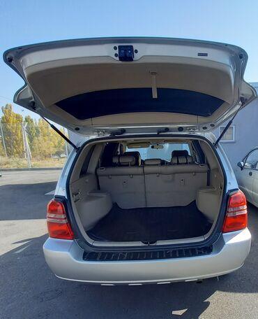 Toyota Highlander 3 л. 2003 | 288000 км