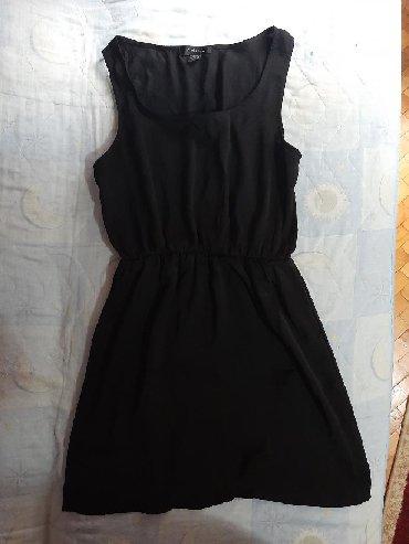 Haljine | Leskovac: Crna haljina, M velicina. Nosena jako malo, u dobrom je stanju
