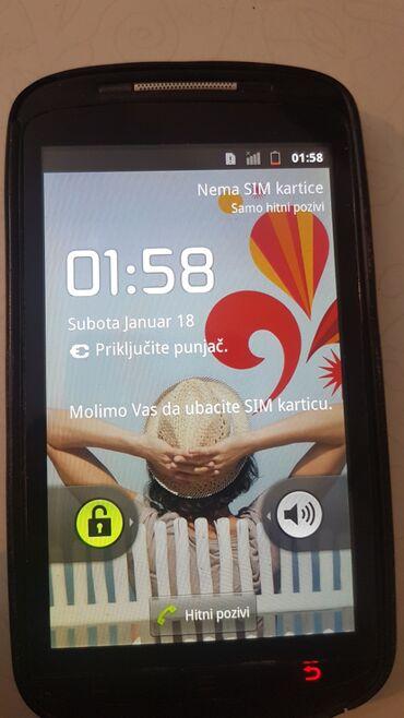Mobilni telefoni i aksesoari | Arandjelovac: Zte skate Vip, mobilni, potpuno ispravan