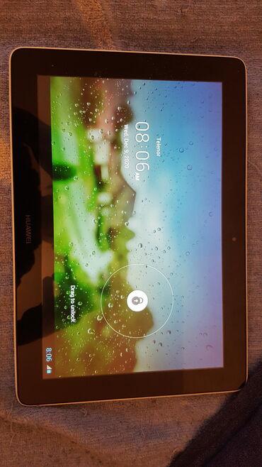 Huawei tablet potpuno ispravan ocuvan sve radi model S10-201L Rated 5v