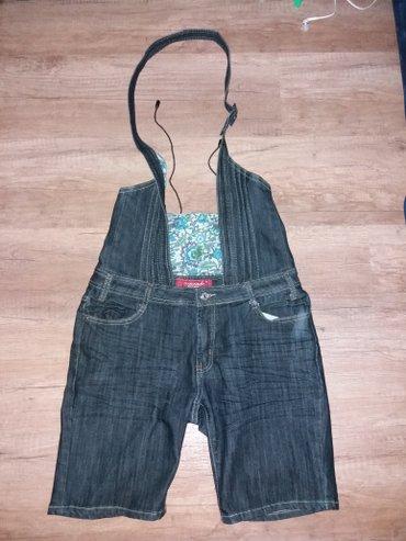 Nove kratke pantalonice sa tregerima. Velicina 31 - Nis
